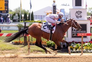 Mighty Mischief Wins Chick Lang